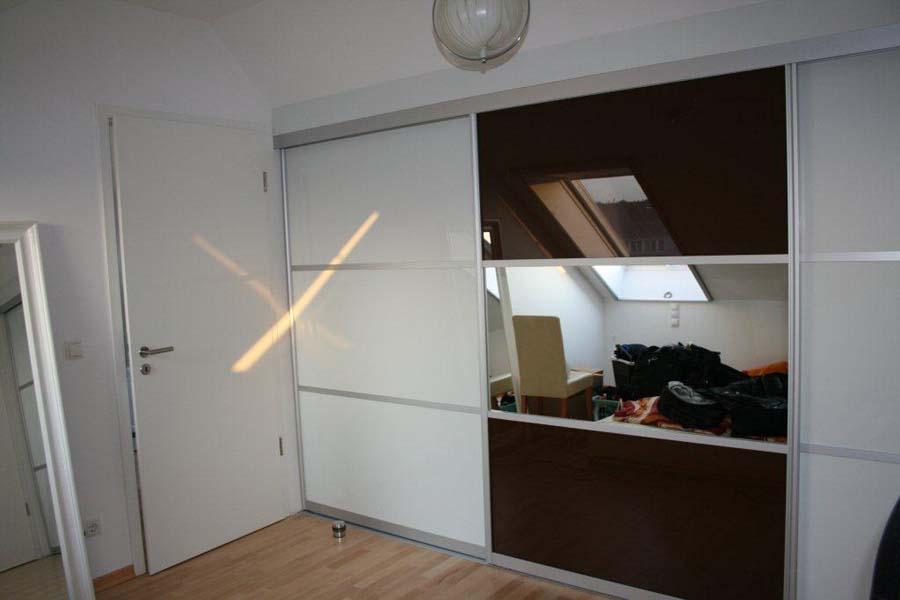 schiebet ren in der wand laufend nachtr glich einbauen. Black Bedroom Furniture Sets. Home Design Ideas